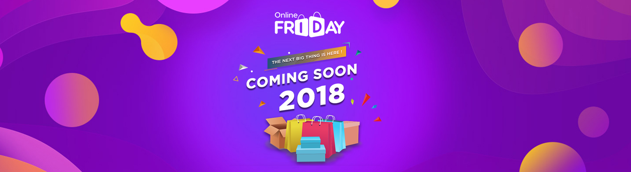 Online Friday 2018